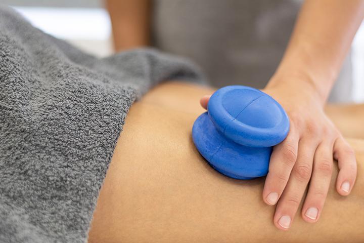 Antycellulitowy masaż Gliwice