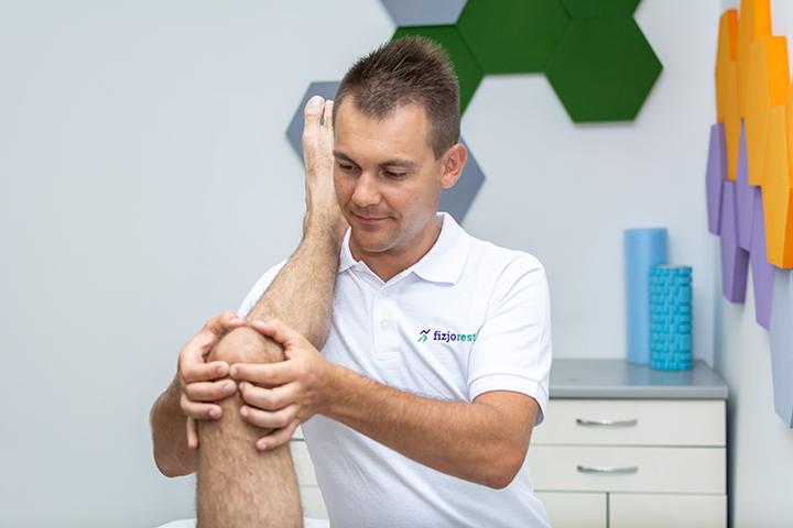 Fizjoterapia kolana Gliwice